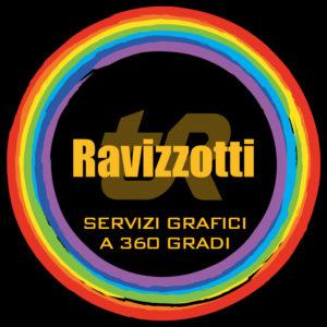 Ravizzotti logo tutto andrà bene
