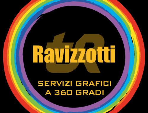 Logo Ravizzotti ai tempi del Corona virus – Andrà tutto bene