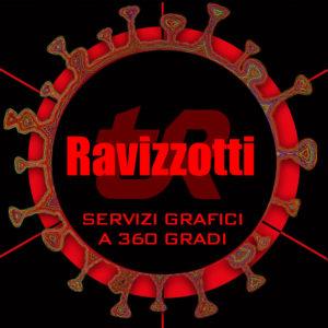 Ravizzotti logo corona virus