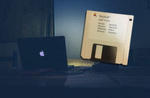Floppy disk Mac