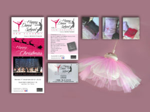 Immagine coordinata Happy Dance School