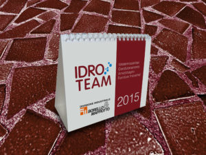 Calendario da tavolo Idroteam