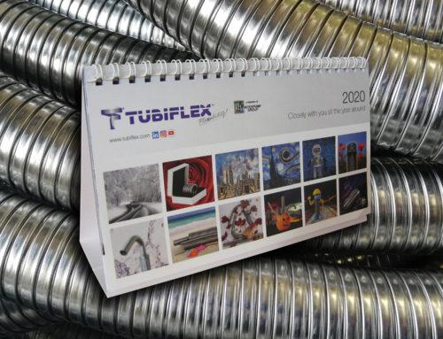 Calendario da tavolo Tubiflex