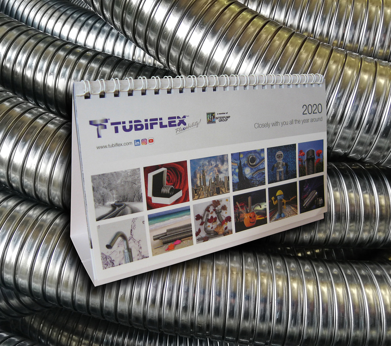 Tubliflex calendario da tavolo
