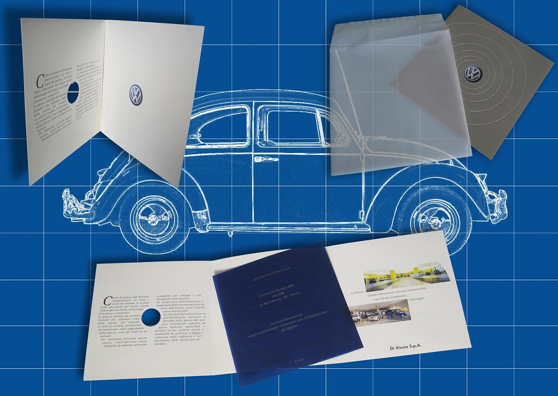Pieghevole Volkswagen
