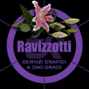 Ravizzotti logo lutto per i defunti in solitudine