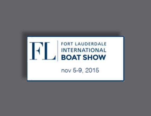 STAND VALDENASSI – Fort Lauderdale International Boat Show 2015