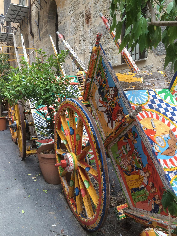 Sicilia | Palermo | Carretti siciliani